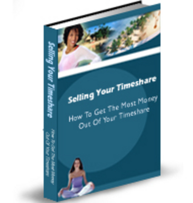 Product picture Selling Your Timeshare 5 Day Ecourse