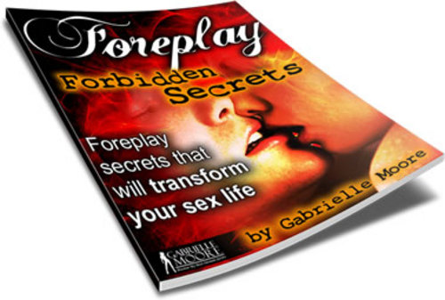 Product picture Gabrielle Moore Foreplay Forbidden Secrets