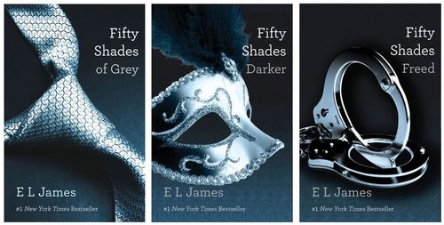 Product picture Fifty Shades Of Grey 3 Book Trilogy (Adobe PDF, Epub)