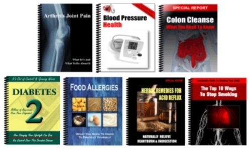 Product picture 100 Health And Beauty Ebooks Download Collection
